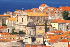 Free Dubrovnik Old City, Details Stock Photos - 9528783