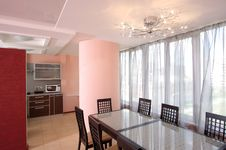 Free Dining Room Royalty Free Stock Image - 9529426