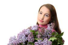 Free Girl Royalty Free Stock Photos - 9529518