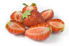 Free Strawberry Royalty Free Stock Photos - 9529568