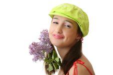 Free Girl Royalty Free Stock Image - 9529576