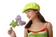 Free Girl Stock Photography - 9529712