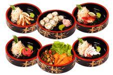 Free Japanese Cuisine Stock Photography - 9529902