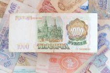 Free Money Background Stock Images - 9529994