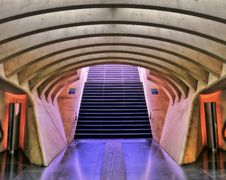 Free Underground Tunnel Stock Photos - 95271653