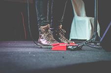 Free Musicians Feet Royalty Free Stock Images - 95271769