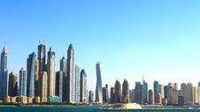 Free Skyscrapers In City Against Clear Sky Royalty Free Stock Images - 95271819
