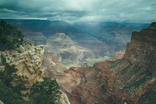 Free Grand Canyon View Royalty Free Stock Photography - 95271957