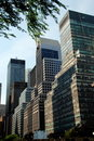 Free NYC:  Corporate Towers On Park Avenue Royalty Free Stock Photo - 9530265