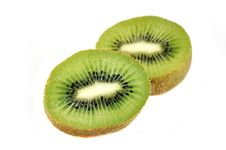 Free Slices Of  Kiwi. Stock Photography - 9530072