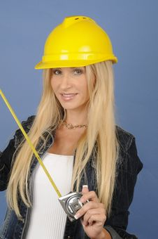 Free Construction Worker Stock Photography - 9530642
