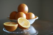 Free Oranges Stock Images - 9530654