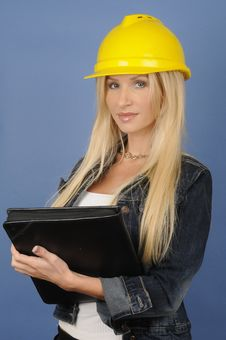 Free Construction Worker Stock Photography - 9530672