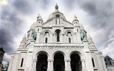 Sacre Coeur Stock Photos