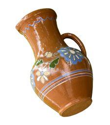 Free Traditional Slavonic Ceramic Jug Royalty Free Stock Photo - 9531025