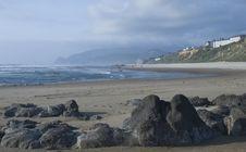 Free Oregon Coast Rocks Stock Photos - 9531223