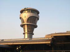 Free Flight Control Tower Stock Photos - 9532263