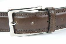 Belts Royalty Free Stock Image