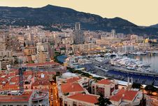 Free Monaco Royalty Free Stock Photo - 9535375