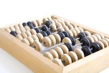 Free Wooden Abacus Royalty Free Stock Photography - 9535837