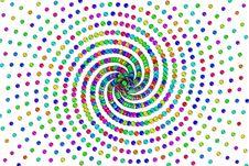Free Colorful Balls Royalty Free Stock Image - 9536106