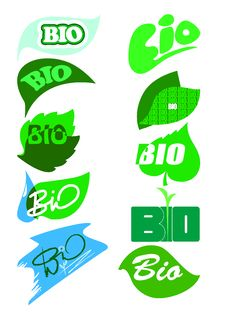 Free Logo_Bio Stock Photos - 9536233