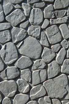 Free Grey Sidewalk Tile Stock Photography - 9536962