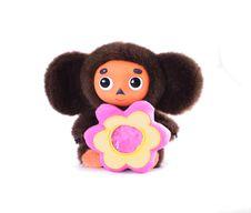 Free Plush Toy Royalty Free Stock Image - 9537166