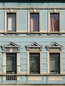 Free Facade Royalty Free Stock Image - 9537526