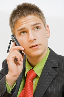 Free The Call Stock Photography - 9537552
