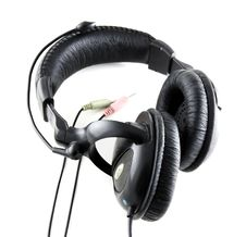 Free Stereo Headphones Stock Photos - 9538473