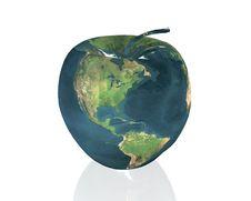 Free Apple Stock Photo - 9538510