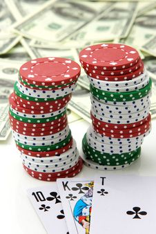Free Casino Stock Photography - 9539322