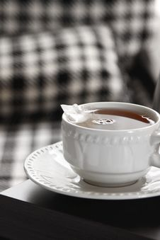 Free Cup Of Tea Stock Image - 9539471