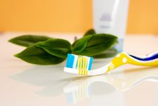 Free Toothbrush Stock Images - 9539594