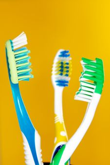 Free Toothbrush Stock Photos - 9539623