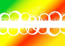 Free Spring Background Full Of Bubbles Stock Image - 9539871