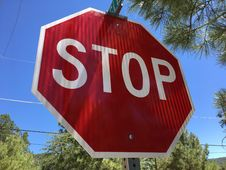 Free 2017/365/180 Start Learning About Stop Signs Stock Photo - 95317780