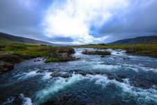 Free Rapids In River Landscape Royalty Free Stock Photos - 95318098
