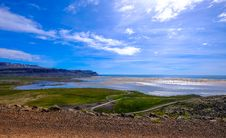Free View Out To Sea  Stock Image - 95354771