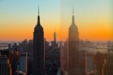 Free Empire State Building Royalty Free Stock Photos - 95355108