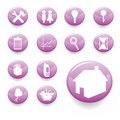 Free Web Icons Stock Images - 9543274