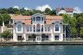Free Homes Along The Bosporus Turkey Stock Images - 9547604