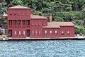 Free Homes Along The Bosporus Turkey Stock Images - 9547714
