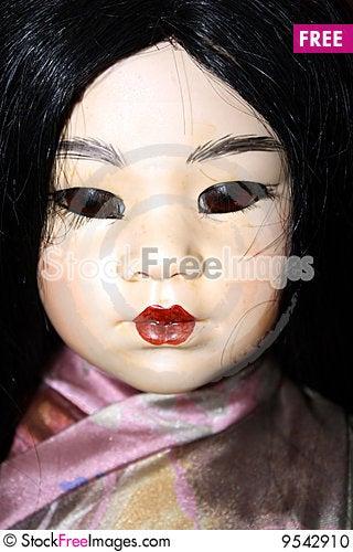 Free China Doll Stock Photo - 9542910