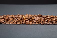Free Strip From Coffee Royalty Free Stock Photography - 9540737