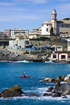 Free Genoa S Coast Stock Photo - 9541060