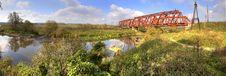 Free Panorama River Stock Photo - 9541110