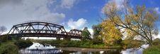 Free Panorama River Royalty Free Stock Image - 9541186