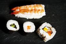 Free Sushi Stock Photos - 9542633
